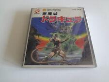 Akumajou Dracula Nintendo Disk System Japan NEW