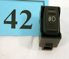 94-96 Camaro Dash Mounted Front Fog Light On/Off Control Switch  #42