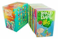 ROALD DAHL Collection 16 Books Box Set Phizz Wizzing Collection Book Brand 2020