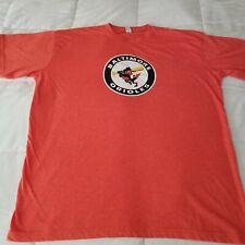 Baltimore Orioles Orange T-Shirt Men's XL Extra Large