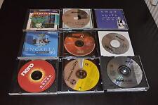 Computer-Programme/Spiele CD-ROM, zur Auswahl, gebraucht, guter Zustand OVP