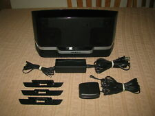 New ListingSirius Xm Sxabb1 Satellite Radio Boombox W/ Ant / Ac Adapter & Receiver Adapters