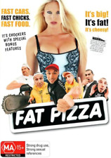 Fat Pizza - Comedy / Adventure / Australian / Drug Use - Pauly Falzoni - NEW DVD