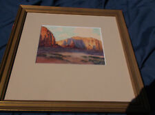 Albert DeRome,2 WC,KIng's Canyon N.P,California Landscape,Monument Valley,Najaho