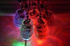 Deep Drop 3 Color Disco LED Fishing Lights - Waterproof to 2200 ft. (5 Pack)
