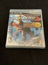 Uncharted 2: Among Thieves - Sony PlayStation 3 PS3 - Brand New Factory Sealed