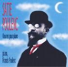 482 // SATIE POULENC OEUVRES POUR PIANO CD NEUF SOUS BLISTER