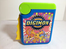 Digimon Trading Card Dispenser With Belt Clip Very Rare!