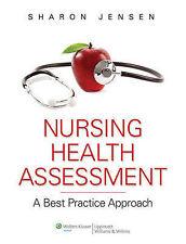 Nursing Health Assessment by Sharon Jensen (9780781780629)