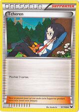 Tcheren -N&B:Explorateurs Obscurs-91/108-Carte Pokemon Neuve France