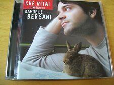 SAMUELE BERSANI CHE VITA  IL MEGLIO CD SIGILLATO