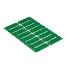 Economy PCB Service 2-Layer 9-19 sq-inches 25pcs