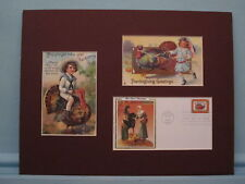Honoring  Thanksgiving Day plus First Day Cover