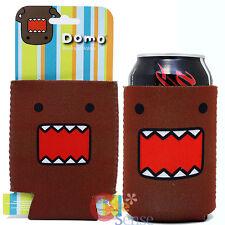 Domo Kun Big Face Neoprene Can Bottle Cooler Koozie Licensed
