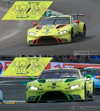 Decals Aston Martin Vantage GTE Le Mans 2018 1:32 1:43 1:24 1:18 87 slot calcas