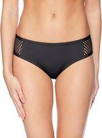 Jantzen Women's 189787 Sport Mesh Solids Boogie Bikini Bottom Swimwear Size M