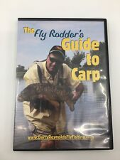 "BT2 Presents ""The Fly Rodder's Guide to Carp"" DVD - Barry Reynolds Fly Fishing"