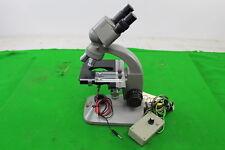 Beck London Diamax 44310 stereo microscopio da laboratorio con obiettivi