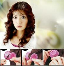 10pcs Hot Hairstyle Soft Silicone Hair Care DIY Roll Hair Maker Curlers Roller