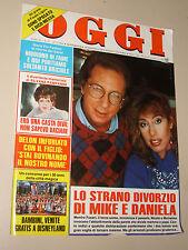 OGGI 1984/51=CARLA FRACCI=VINCENZO MUCCIOLI=FINALE LIGURE=OSVALDO BAGNOLI=GASDIA