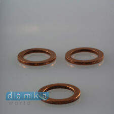1 x TOYOTA DICHTRING ÖLABLASSSCHRAUBE 12x17x1,5MM KUPFER RING 11128-01M05
