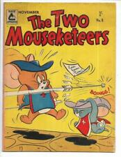 The Two Mouseketeers #8 1956 Australian Arrow Cover!