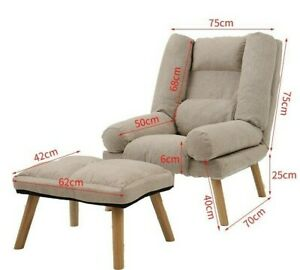 Arm chairs Sofas Folding Office Chairs Furniture Living Room Relax Bed Home Sofa