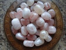 CALCITE, RED 1/4 Lb Gemstone Specimens Tumbled Wiccan Pagan Metaphysical