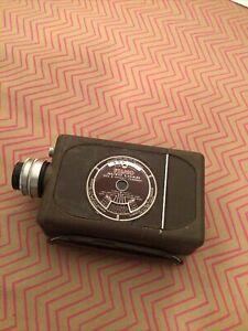 VINTAGE 1940 Bell & Howell Filmo Auto Load  16mm Movie Camera