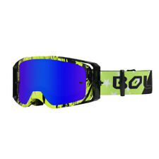 Winter Outdoor Sports Goggles Uv400 Protective Glasses Ski Skiing Snowmobiling