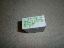 BMW Z3 E36  Relay Control Module 61.35-8 366 391 WI-WA LOW II 12v HW 02 SW 00