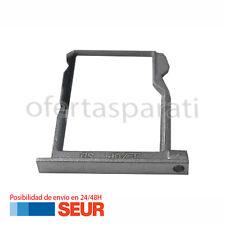 Repuesto Bandeja Porta Tarjeta de Memoria SD Plata para Huawei Ascend P6 Blanco