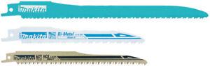 Makita B-13677 Replacement Super Express Reciprocating Saw Blades Set