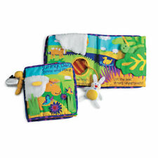 Manhattan Toy Sunny Day Come and Play Cloth Book