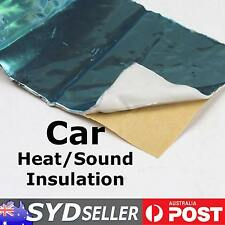 46cm x 300cm Car Sound Deadener Restorer Acoustic Proofing with Install Roller
