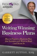 Writing Winning Business Plans: How to Prepare a Business Plan that-ExLibrary