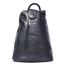Backpack Purses Bag Italian Genuine Leather Hand made in Italy Florence 2009 bk