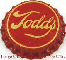 1930s England? Todds Brewery? Bottling Co.? Cork Crown