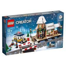 LEGO CREATOR EXPERT Winter Village Station 10259 - YEAR 2017 - CHRISTMAS