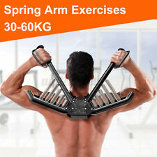 Arm Strength Chest Expander Exercise Muscle Strength Training Fitness Device US