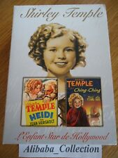 Coffret LOT 2 DVD **  Heidi / Ching Ching ** Shirley Temple Hersholt Young