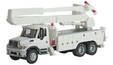 Walthers Boley Scenemaster 1/87 HO Heavy Duty Utility Truck 949-11753 WHITE