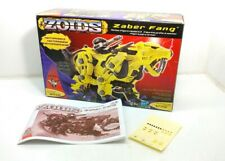 Zoids Model Kit Zaber Fang Hasbro B-012 #016 Series 1/72 2001 Box, manual NO TOY