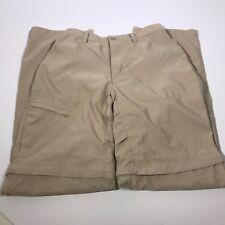 Columbia PFG Outdoor Lightweight Hiking 30 X 32 Convertible Pants EUC [FC19]