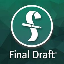 Final Draft 11 Academic Download Screenwriting Software *Authorized Dealer*