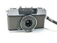 Olympus PEN EE-2 Half Frame Film Camera JAPAN VTG - UNTESTED