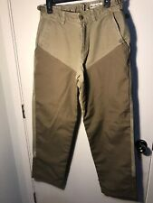COLUMBIA Tough Mother Size 34 X 32 Men's Brush Hunting Workwear Jeans Reinforced