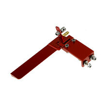 95mm Aluminium Rudder with Water Pickup for R/C Boat Red