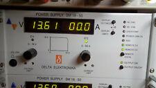 Delta Elektronika SM-18-50 Laboratory Power Supply  0-18V, 0-50A