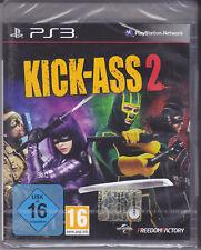 KICK-ASS 2 PS3 GIOCO NUOVO SIGILLATO ITALIANO IMPORT PLAYSTATION KICK ASS 2 RARO